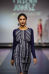 Šaty - Kolekcia Zemplinske variácie - 9554686_