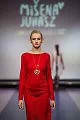 Šaty - Kolekcia Zemplinske variácie - 9554707_