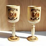 Dekorácie - Dekorácia z dreva - Ozdobné kalichy - 9554183_