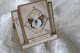 Papiernictvo - Pohľadnica k narodeninám - 9554536_