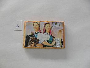 Magnetky - magnetky sestry Bacmaňákové - 9555915_