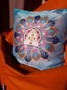 Úžitkový textil - Mandala čakry - 9555192_