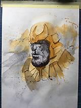 Obrazy - Thanos - 9555681_