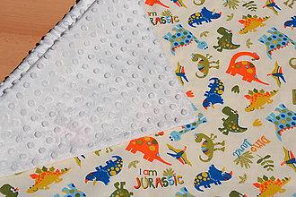 Textil - Minky deka - 9556006_
