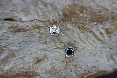 Korálky - Písmenko Z - 9555553_