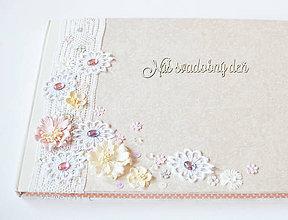 Papiernictvo - Svadobný - romantický album - 9555408_