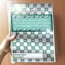 Papiernictvo - Vtipný 😀 školský karisblok s motiváciou a víziou peňažného zárobku - 9555649_