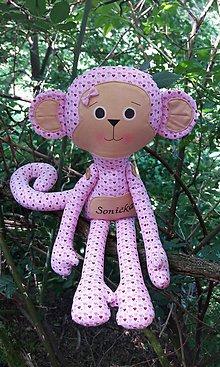 Hračky - Opička - 9557757_