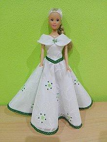 Šaty - barbie šaty - 9557542_