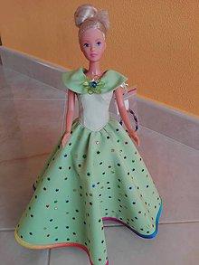 Bábiky - barbie šaty - 9557584_