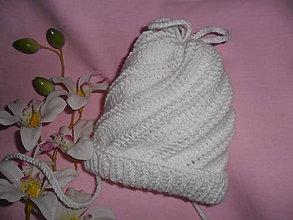 Detské čiapky - Čiapočka pre drobčeka - 9557404_