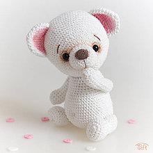 """Hračky - -30% medvieďa """"Melody"""" - 9559392_"""
