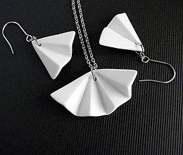 Sady šperkov - Origami - 9559179_