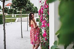 Tehotenské oblečenie - Šaty BLOSSOM - 9559817_