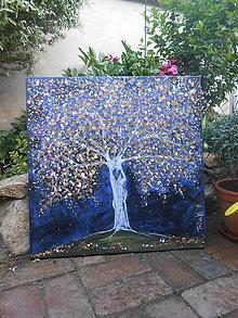 Obrazy - Strom plný lásky a blahobytu - 9557305_