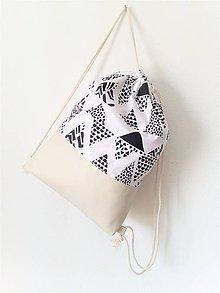 Detské tašky - Krútená šnúra - za príplatok - 9560633_