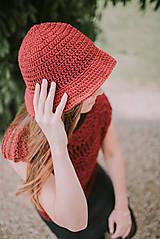 Topy - Romantický top - 100% bavlna - 9560945_