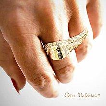 Prstene - Anjelske krídlo - 9563552_