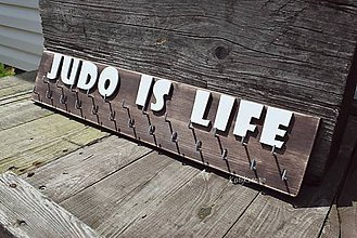 Nábytok - Judo is life - 9560213_