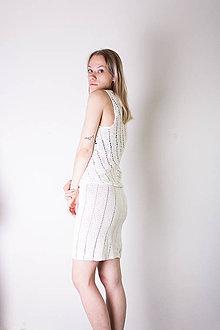 Topy - Sada  top+sukňa - 9561857_