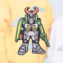 Iné doplnky - Chateee - Gundam robot PVC - 9562625_
