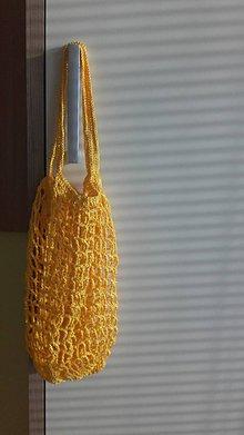 Nákupné tašky - _retro sieťovka_ - 9561421_