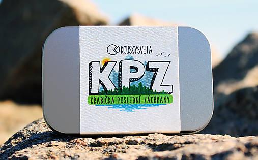 Krabička poslednej záchrany - KPZ