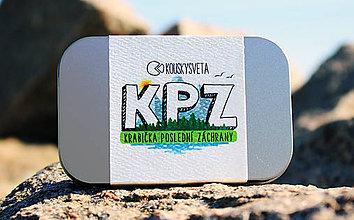 Doplnky - Krabička poslednej záchrany - KPZ - 9562232_
