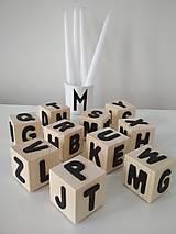 - Pohyblivá montesorri abeceda na kockách - 9561181_