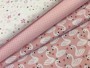 Textil - 100% kvalitna bavlna dovoz Francuzko - 9562027_