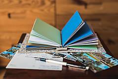 """Papiernictvo - Vymeniteľný zápisník """"greenblue"""" - 9561614_"""