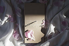 """Papiernictvo - Vymeniteľný zápisník """"floral"""" - 9561633_"""