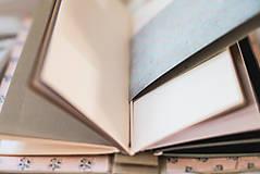 """Papiernictvo - Vymeniteľný zápisník """"floral"""" - 9561645_"""