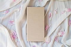 """Papiernictvo - Vymeniteľný zápisník """"floral"""" - 9561655_"""