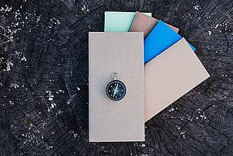 """Papiernictvo - Vymeniteľný zápisník """"hexagon"""" - 9561724_"""