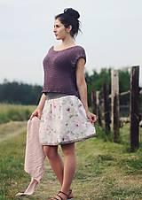 Sukne - Letní romance - 9561478_