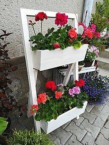 Dekorácie - Stojan na kvety alebo bylinky - 9561029_