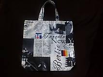 Nákupné tašky - Taška príručná - 9562131_