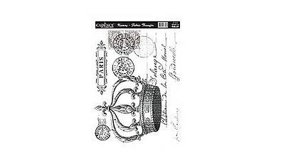 Papier - Transferový papier na textil (nažehlovací) FT010 - 9565324_