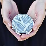 Zrkadielka - Zrcátko s kapradím - 9567239_