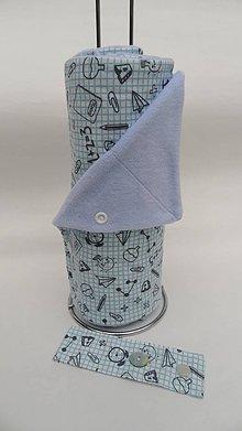 Úžitkový textil - Kuchynské látkové utierky - 9565720_