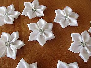 Materiál ručne robený - Kvety na výzdobu MALÉ - 9566613_