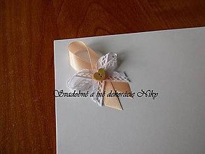Pierka - Pierka pre hostí (Marhuľová) - 9566796_
