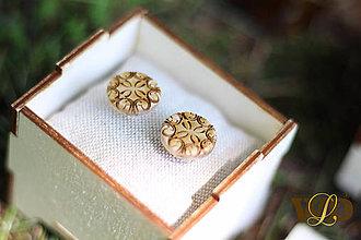 Šperky - Manžetové gombíky - Na zákazku - 9567502_