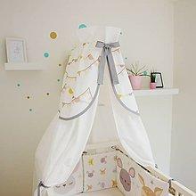 Textil - Baldachýn Sleeping Friends - 9567444_