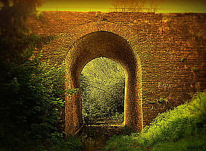 Fotografie - Most přes minulost - 9567617_
