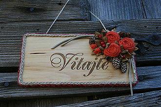 """Tabuľky - tabuľka""""Vitajte15"""" - 9567133_"""