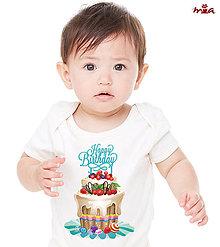 Detské oblečenie - Birthday - chlapčenské - 9565781_
