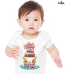 Detské oblečenie - Birthday - dievčenské - 9565797_