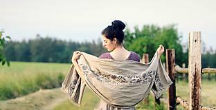 Šály - Romance naturelle - 9564584_